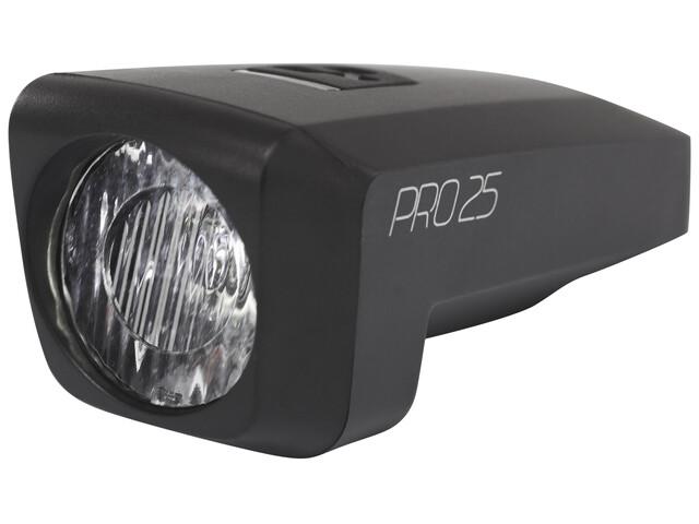 Cube Pro 25 Frontscheinwerfer schwarz